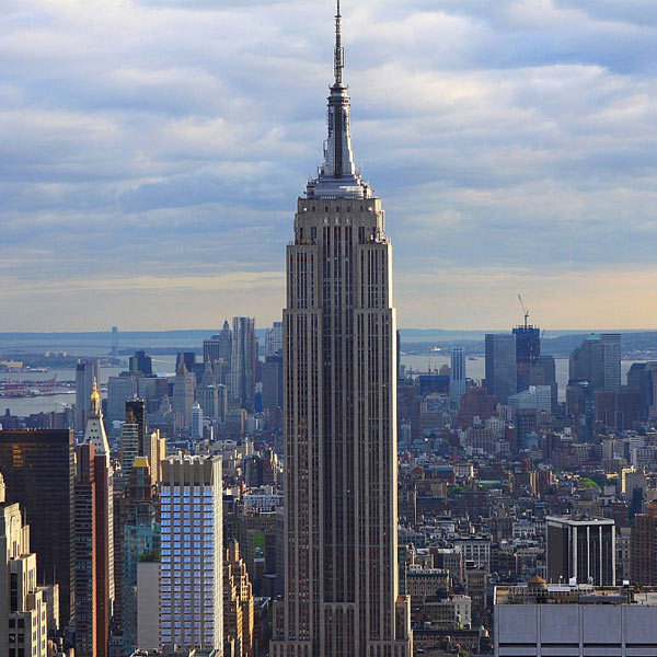 Que faire new york en 3 jour for Architecture celebre