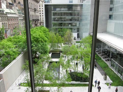 Jardins du MoMA