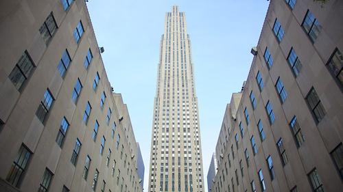 GE Building du Rockefeller Center