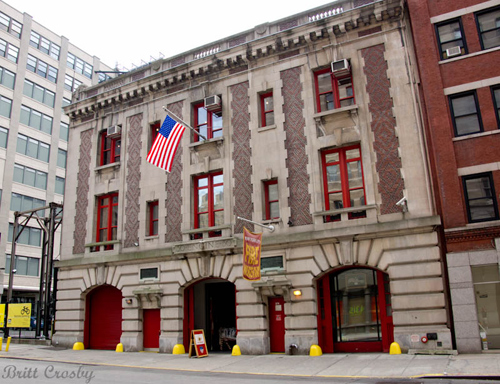 The New York Fire Museum