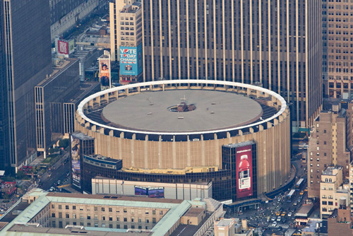 Image Result For Madison Square Garden Capacity