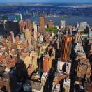 Les quartiers de Manhattan