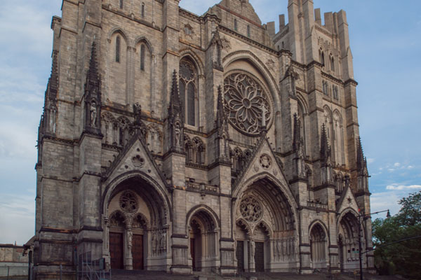 cathédrale St John the Divine