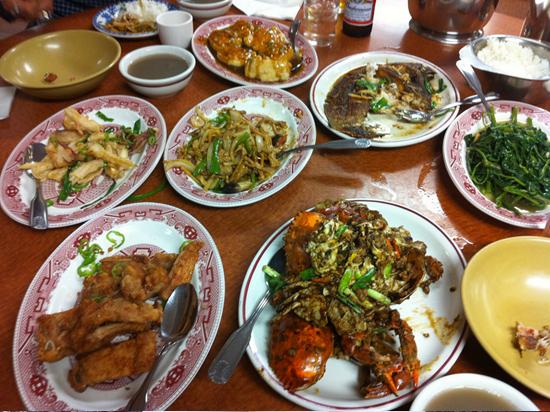 Hop Kee restaurant chinatown