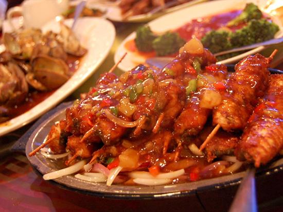 Oriental Garden restaurant chinois new york