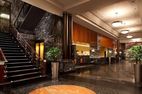 Millennium interieur Hotel