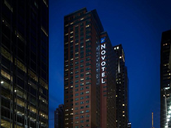 novotel new york