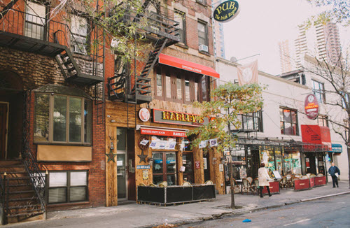 Guide Du Quartier Hells Kitchen New York