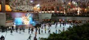 Où faire de la patinoire à New-York ?