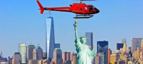 Découvrez New york comme jamais avec un survol en hélicoptère