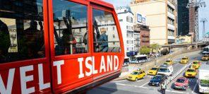 Découvrez Roosevelt Island et son téléphérique