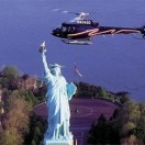 Vol en Hélicoptère au-dessus de new york