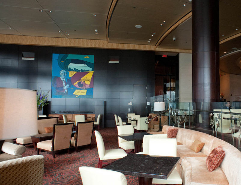 Lobby Lounge NYC