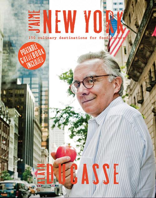 livre : J'aime New York : Mon New York gourmand
