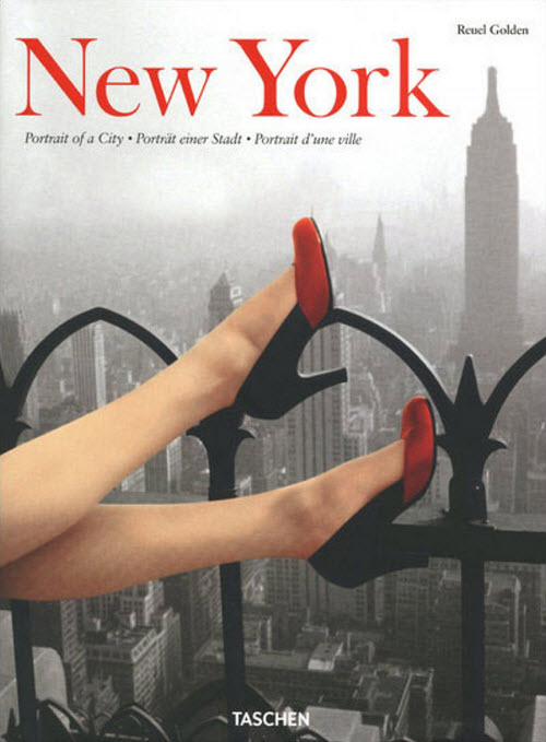 livre : New York, Portrait of a City