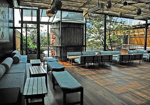 The park New York Restaurant