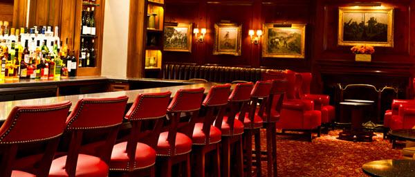 restaurant chic à manhattan, le 21 club