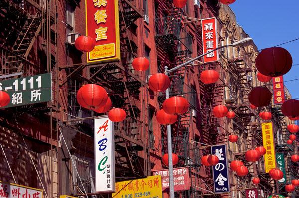 architecture de chinatown