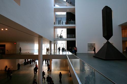 Galerie du MoMA