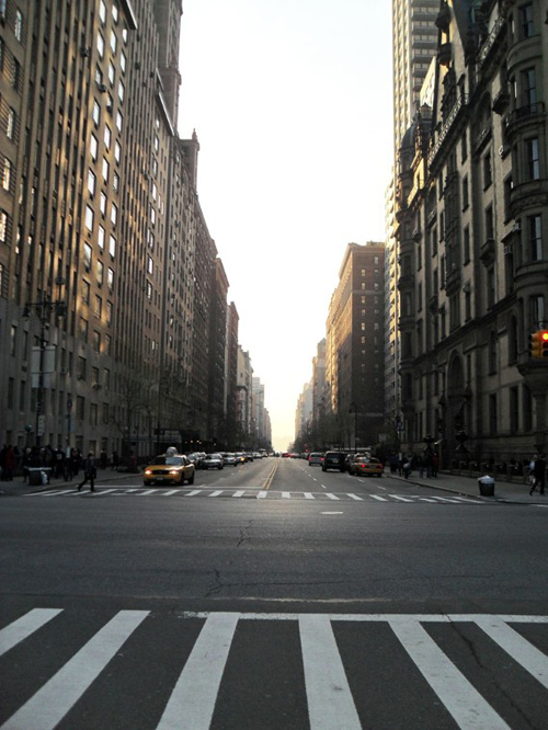 Avenue de New-York
