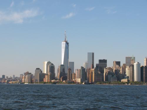 Visiter New-York en bateau