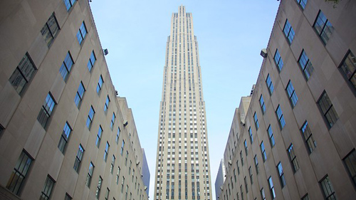 GE Building du Rockefeller Center