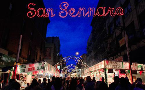 Animations nocturnes San Gennaro