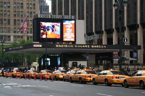 Madison Square Garden Que Faire New York