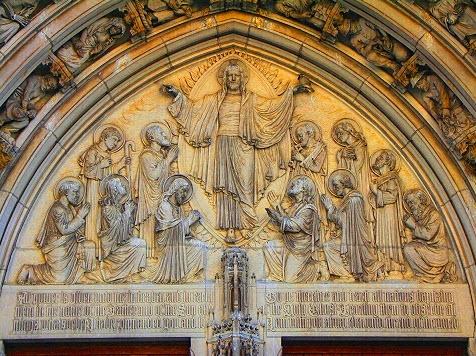 Décorations Saint-Jean le Divin