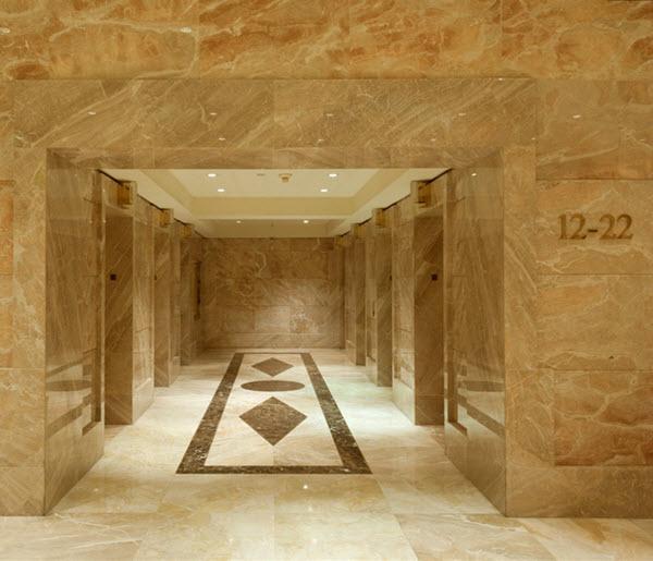 40 Wall Street intérieur