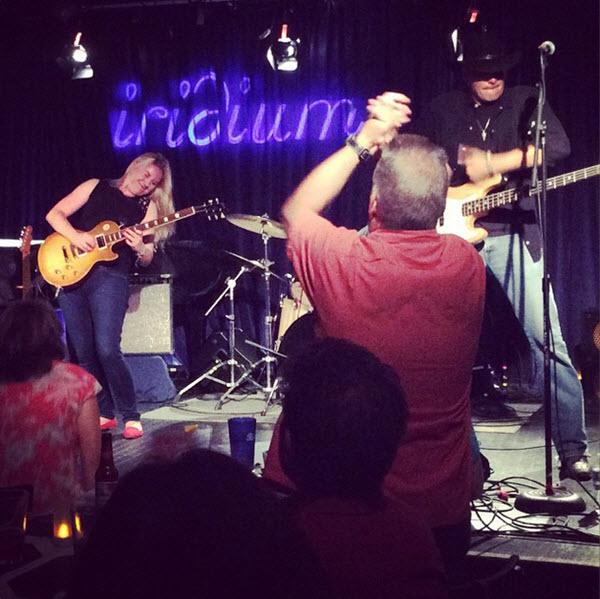 Jazz club new york IRIDIUM