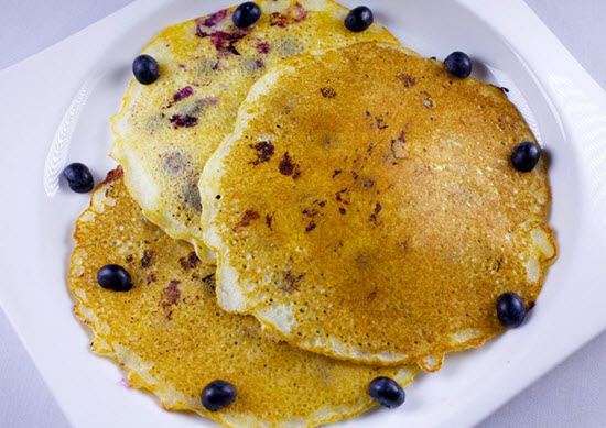 les pancakes de michael