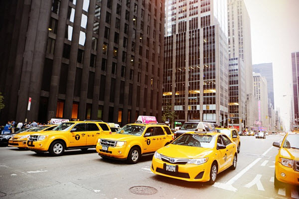 pourboire new york taxi