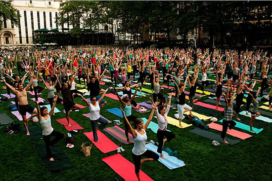 yoga new york