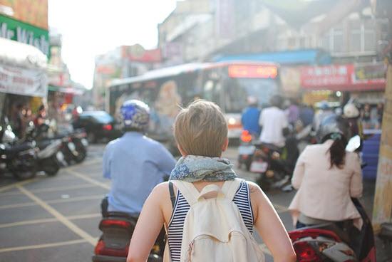 voyage seul