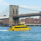 Prendre le water taxi à New-York