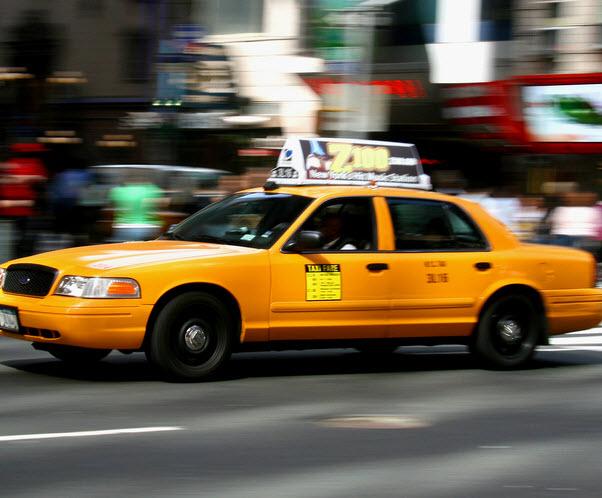 comment prendre taxi