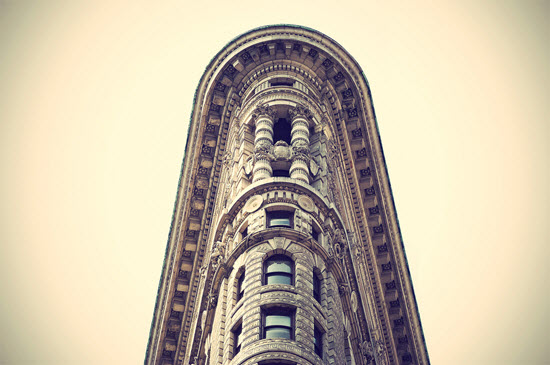 visiter flat iron building new york