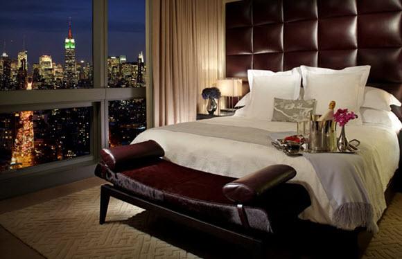 Trump SoHo chambre hotel