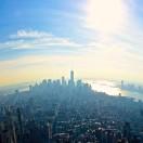 Une vue surprenante de New-York depuis le Top of the Rock