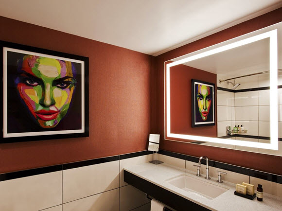 Park Central salle de bain