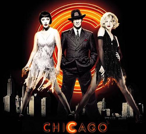 La comédie musicale Chicag