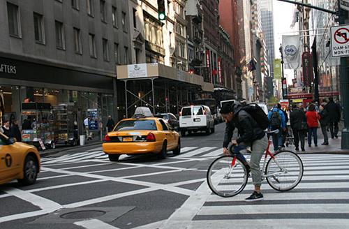 new york en vélo2