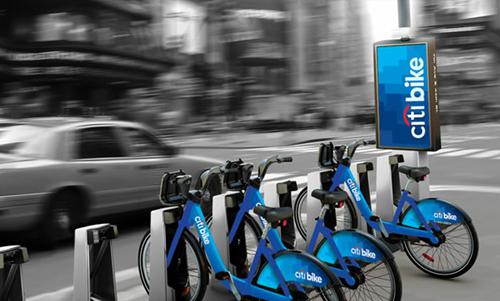 new york en vélo