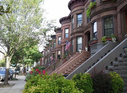 Les quartiers tendances actuellement new york for Animateur maison de quartier