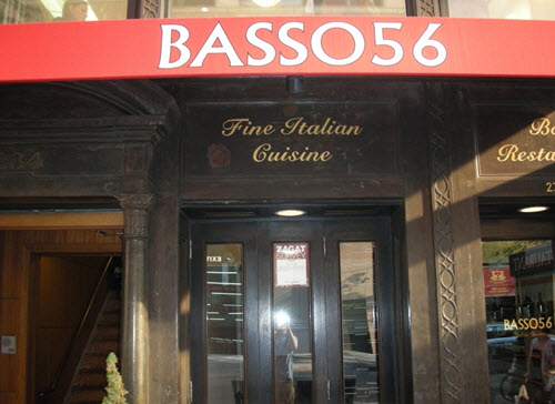 Le « Basso56 »