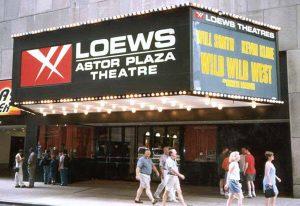 Loews Astor Plaza