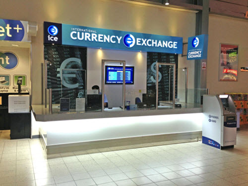 Si Vous Etes Dans Lupper East Side Le Bureau De Change Le Plus Proche De Vous Est Celui Du Currency Exchange International Situee Au  Lexington Ave