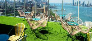 Découvrez Le Bain, un rooftop unique de New York